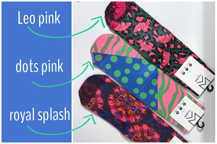 wigglesteps Socken
