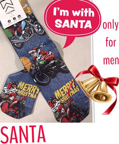 Wigglesteps Socken Santa