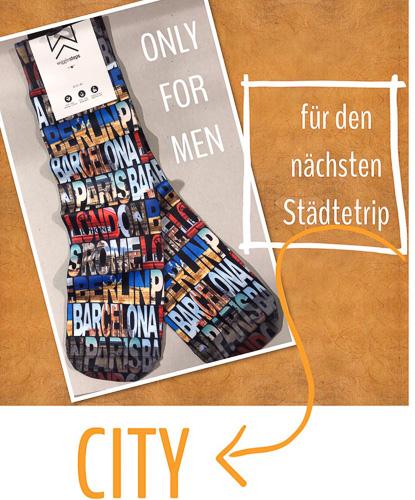 Wigglesteps Socken City