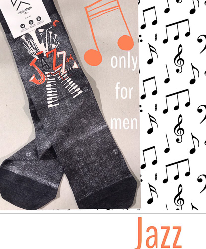 Wigglesteps Socken Jazz